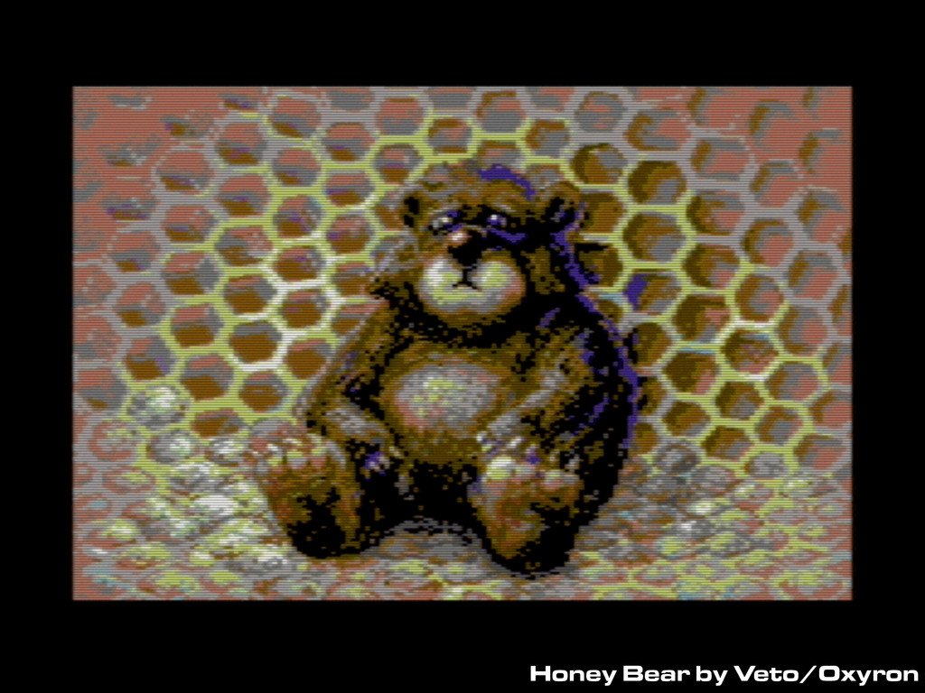 Honey Bear by Veto/Oxyron