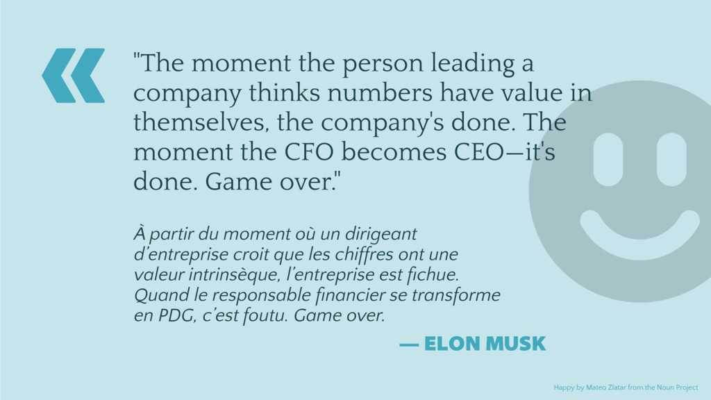 « — ELON MUSK Happy by Mateo Zlatar from the No...