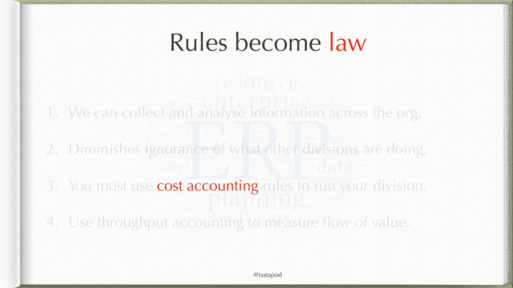 @tastapod Rules become law 1. We can collect an...