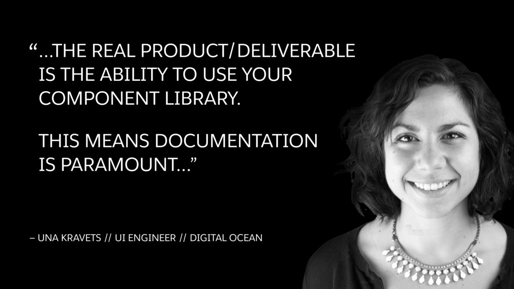 """""""…THE REAL PRODUCT/DELIVERABLE IS THE ABILITY ..."""