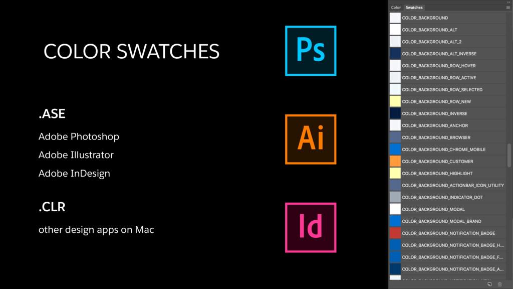 .ASE Adobe Photoshop Adobe Illustrator Adobe...