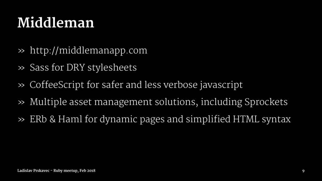 Middleman » http://middlemanapp.com » Sass for ...