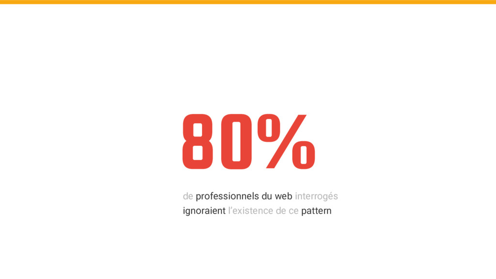80% de professionnels du web interrogés ignorai...