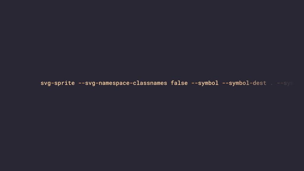 . - -- - - -- -- - -- svg sprite svg namespace ...