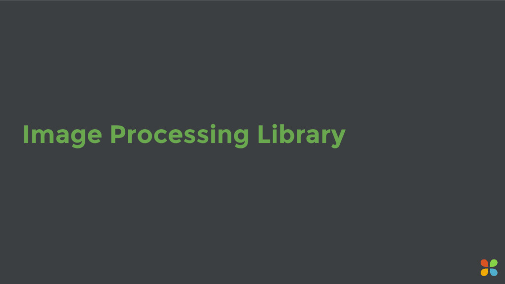 Image Processing Library