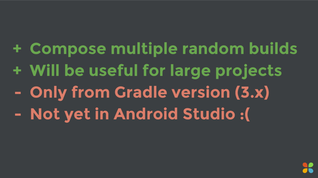 + Compose multiple random builds + Will be usef...