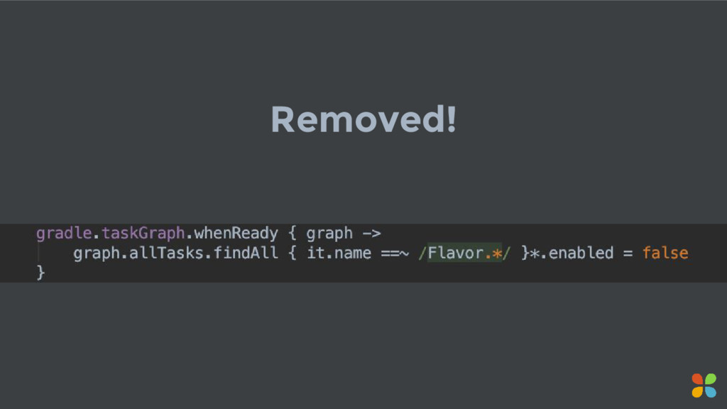 Removed!
