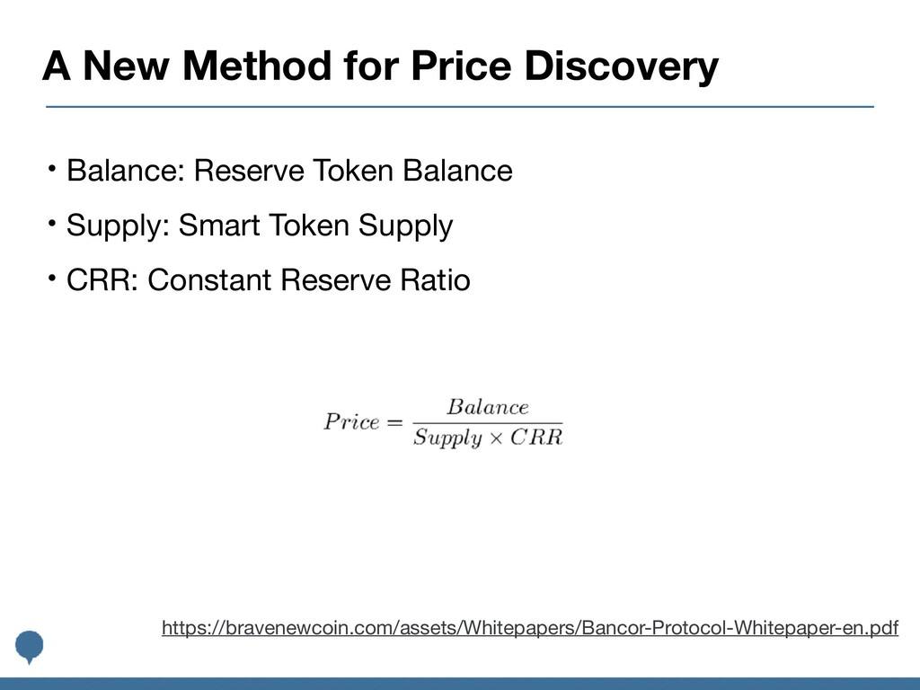 A New Method for Price Discovery • Balance: Res...