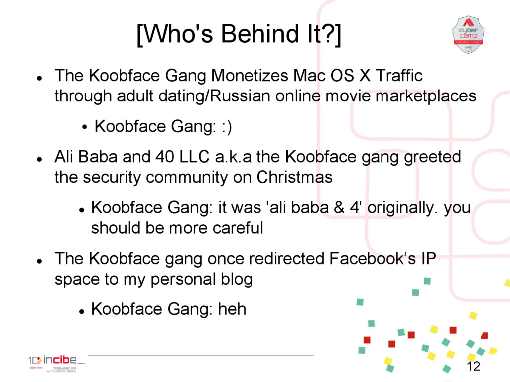 [Who's Behind It?]  The Koobface Gang Monetize...