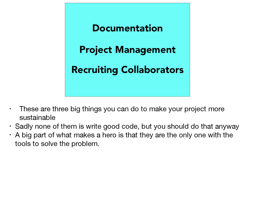 Documentation Project Management Recruiting Col...