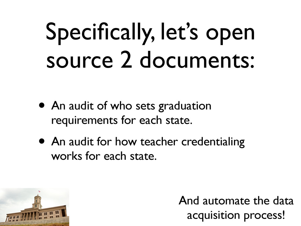 Specifically, let's open source 2 documents: • A...