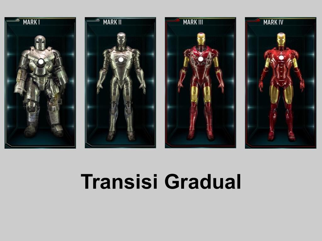 Transisi Gradual