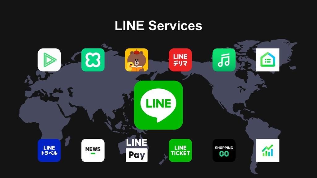 LINE Services