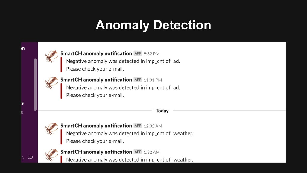 Anomaly Detection Country: JP