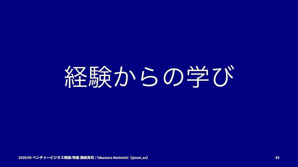 ܦݧ͔Βͷֶͼ 2020/05 ϕϯνϟʔϏδωε֓/ಛ ߨٛྉ | Takamura ...