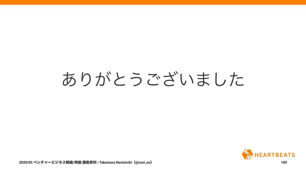 ͋Γ͕ͱ͏͍͟͝·ͨ͠ 2020/05 ϕϯνϟʔϏδωε֓/ಛ ߨٛྉ | Takam...