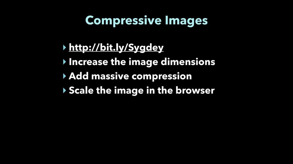 Compressive Images ‣ http://bit.ly/Sygdey ‣ Inc...