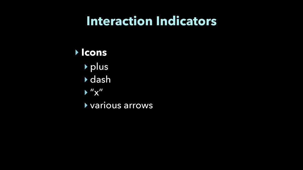 Interaction Indicators ‣ Icons ‣ plus ‣ dash ‣ ...