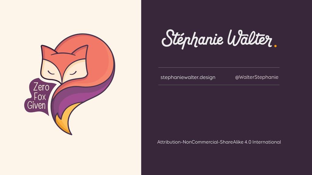stephaniewalter.design @WalterStephanie Attribu...