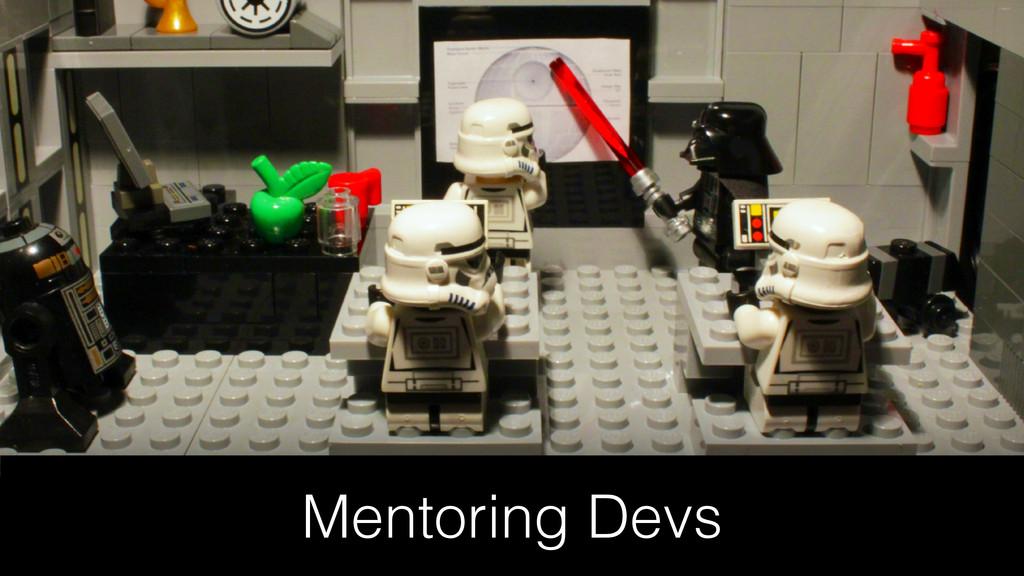 Mentoring Devs