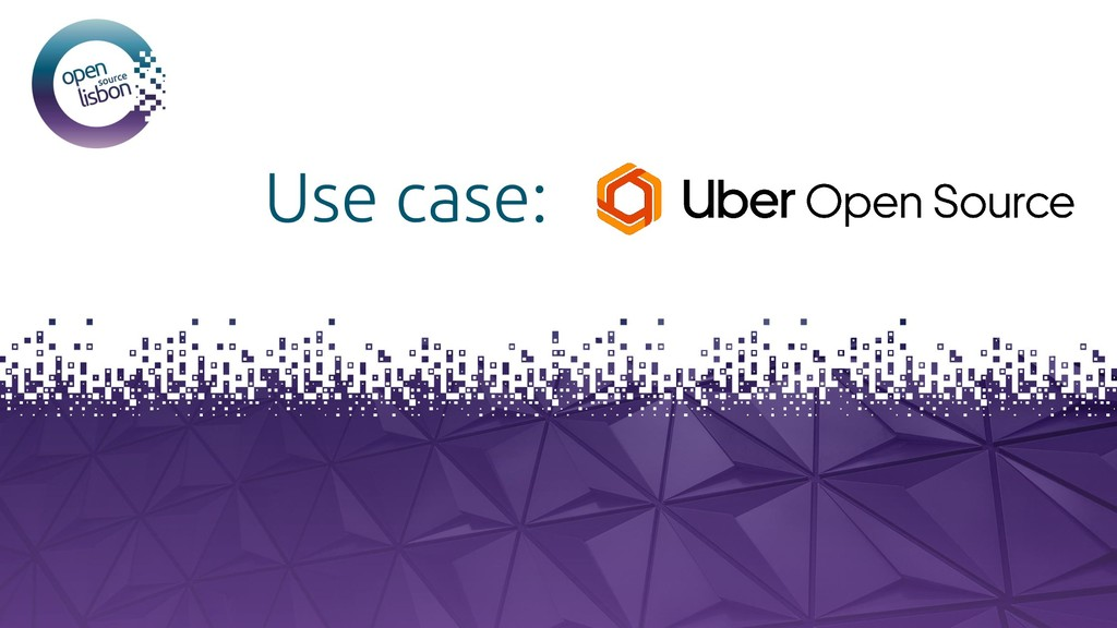 Put you logo above this Use case: