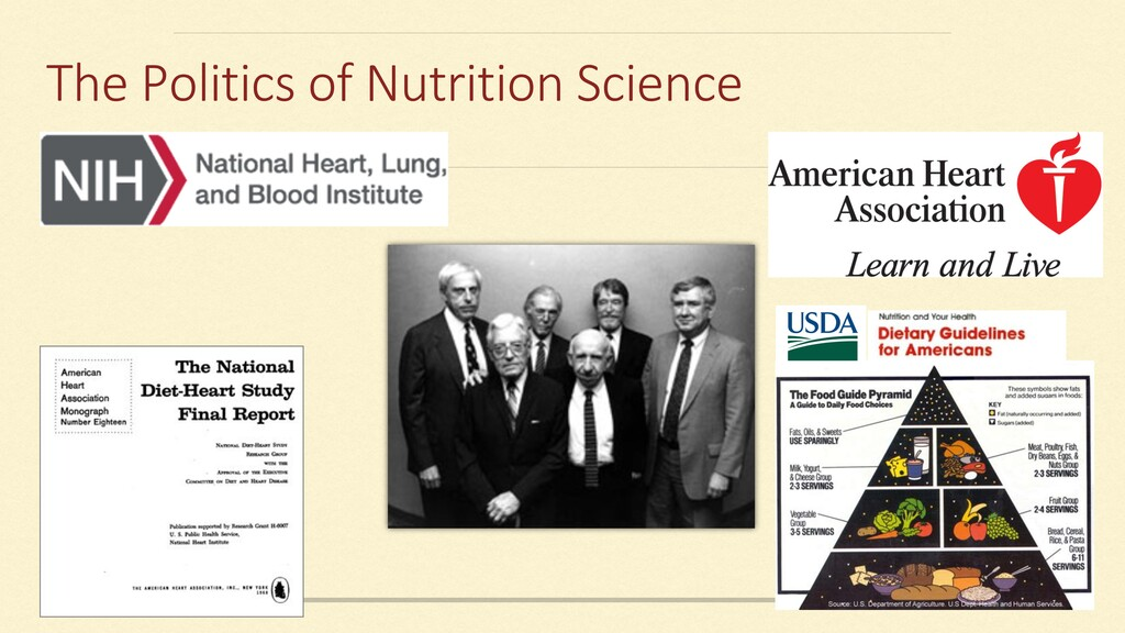 The Politics of Nutrition Science