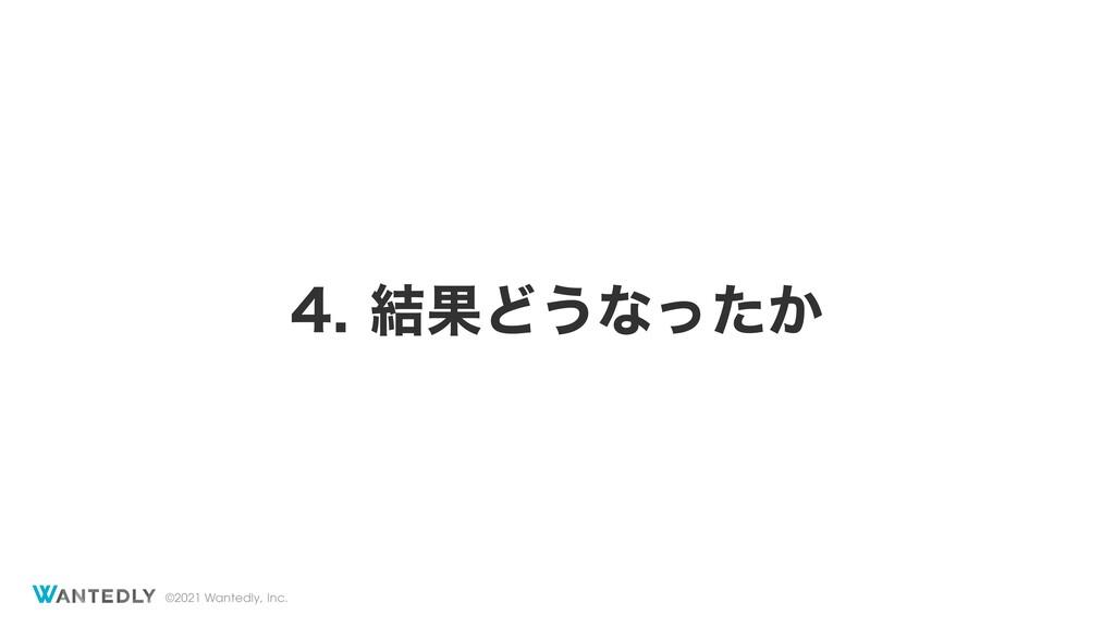©2021 Wantedly, Inc. ݁ՌͲ͏ͳ͔ͬͨ