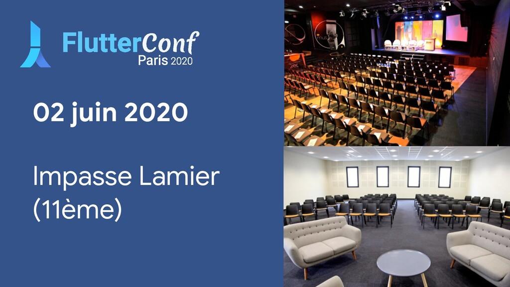 02 juin 2020 Impasse Lamier  (11ème)