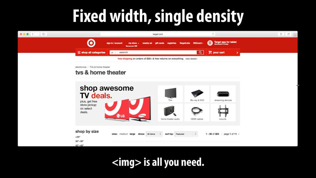 Fixed width, single density <img> is all you ne...
