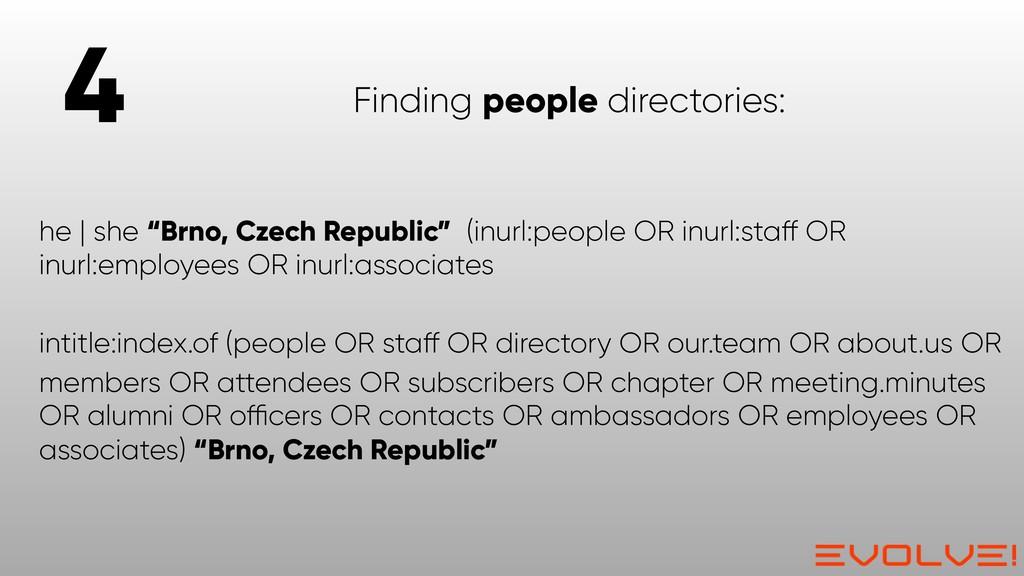 "he | she ""Brno, Czech Republic"" (inurl:people O..."
