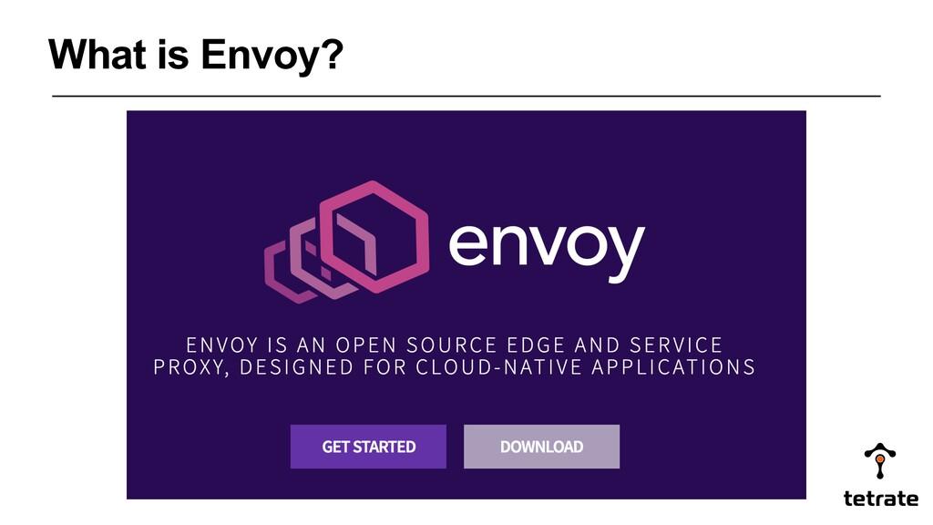 What is Envoy?