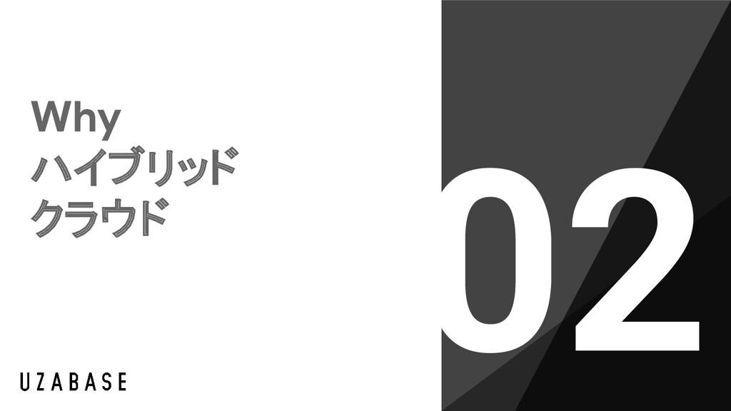 02 Why ハイブリッド クラウド