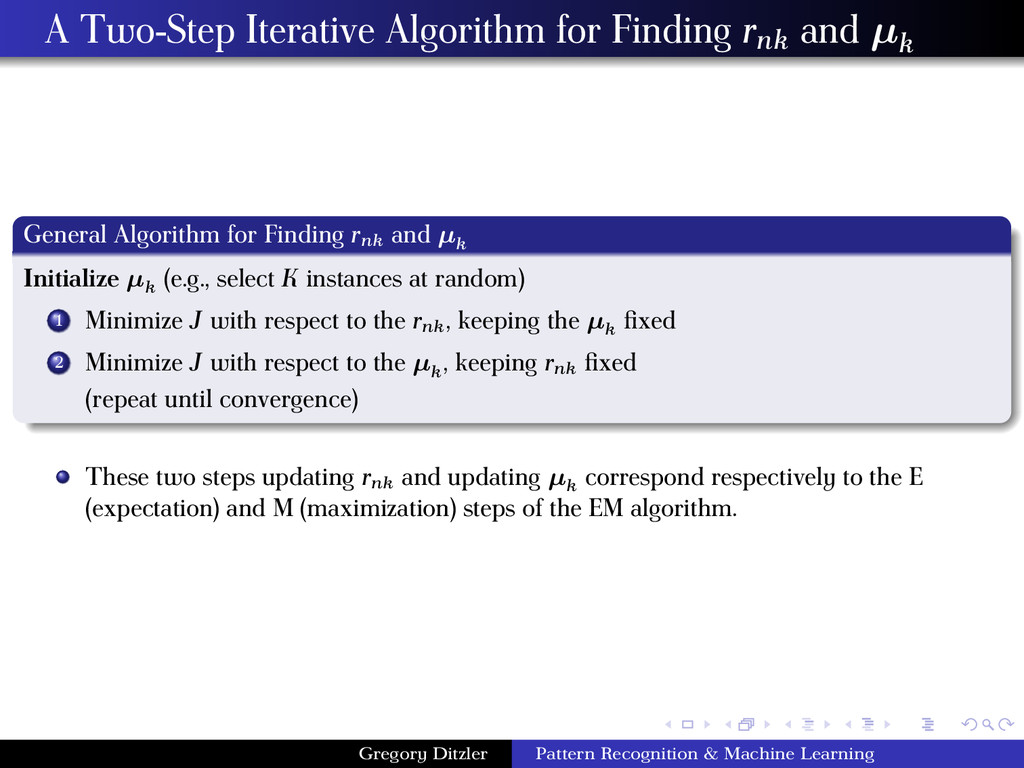 A Two-Step Iterative Algorithm for Finding rnk ...