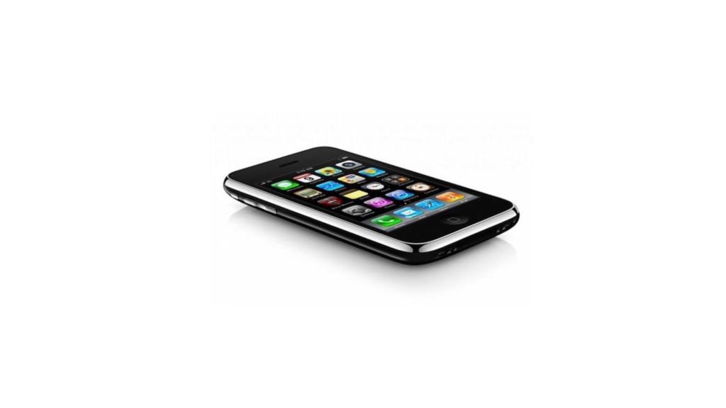 2008 iPhone 3G ൃച