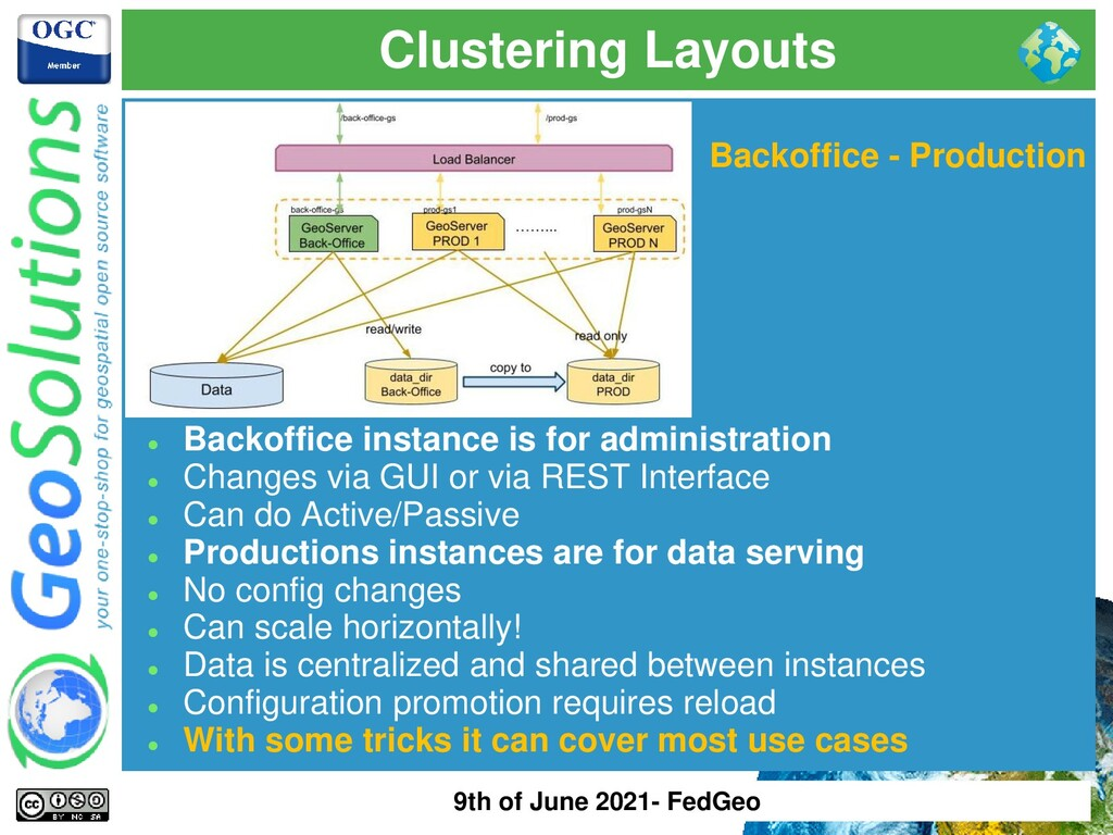 Clustering Layouts Backoffice - Production ⚫ Ba...