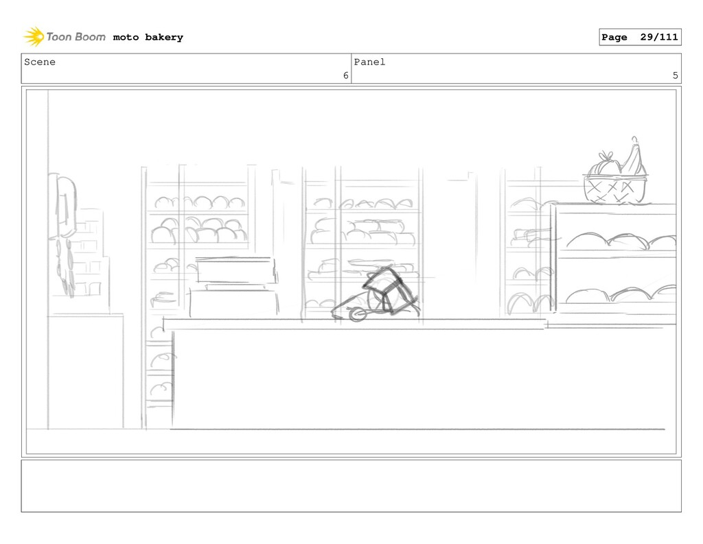 Scene 6 Panel 5 moto bakery Page 29/111