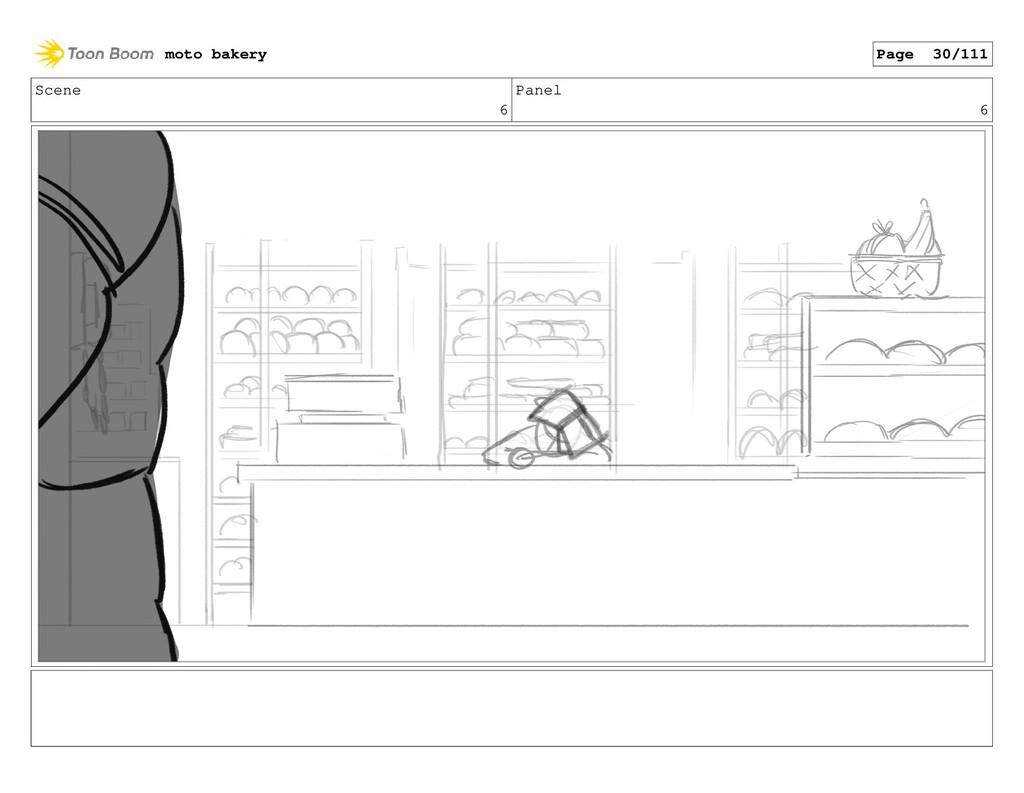 Scene 6 Panel 6 moto bakery Page 30/111