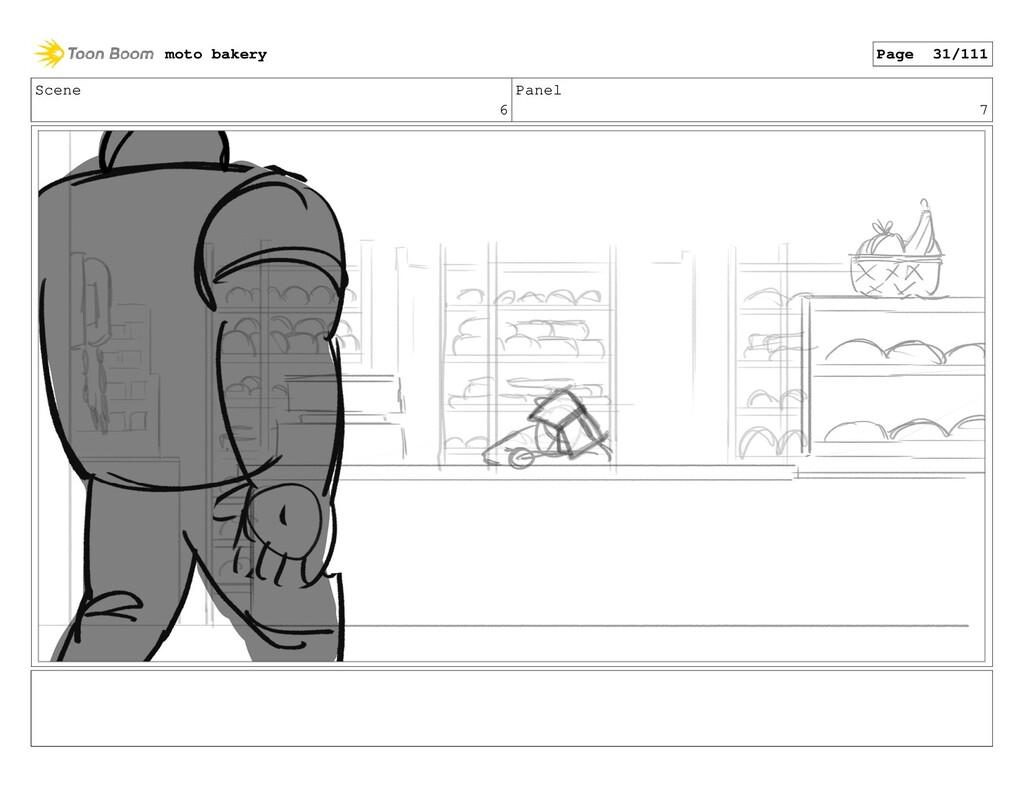 Scene 6 Panel 7 moto bakery Page 31/111