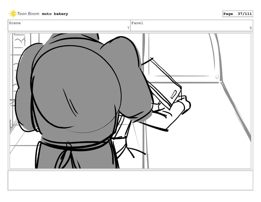 Scene 7 Panel 5 moto bakery Page 37/111