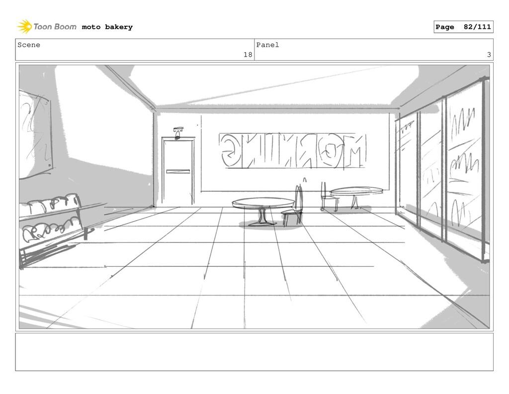 Scene 18 Panel 3 moto bakery Page 82/111