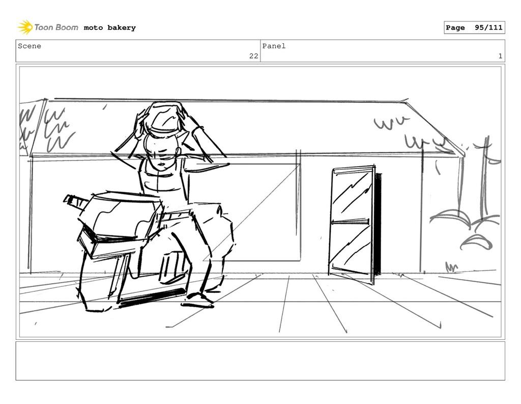 Scene 22 Panel 1 moto bakery Page 95/111