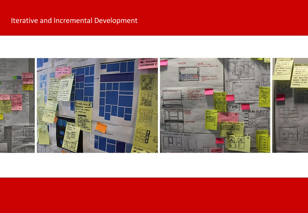 Iterative and Incremental Development