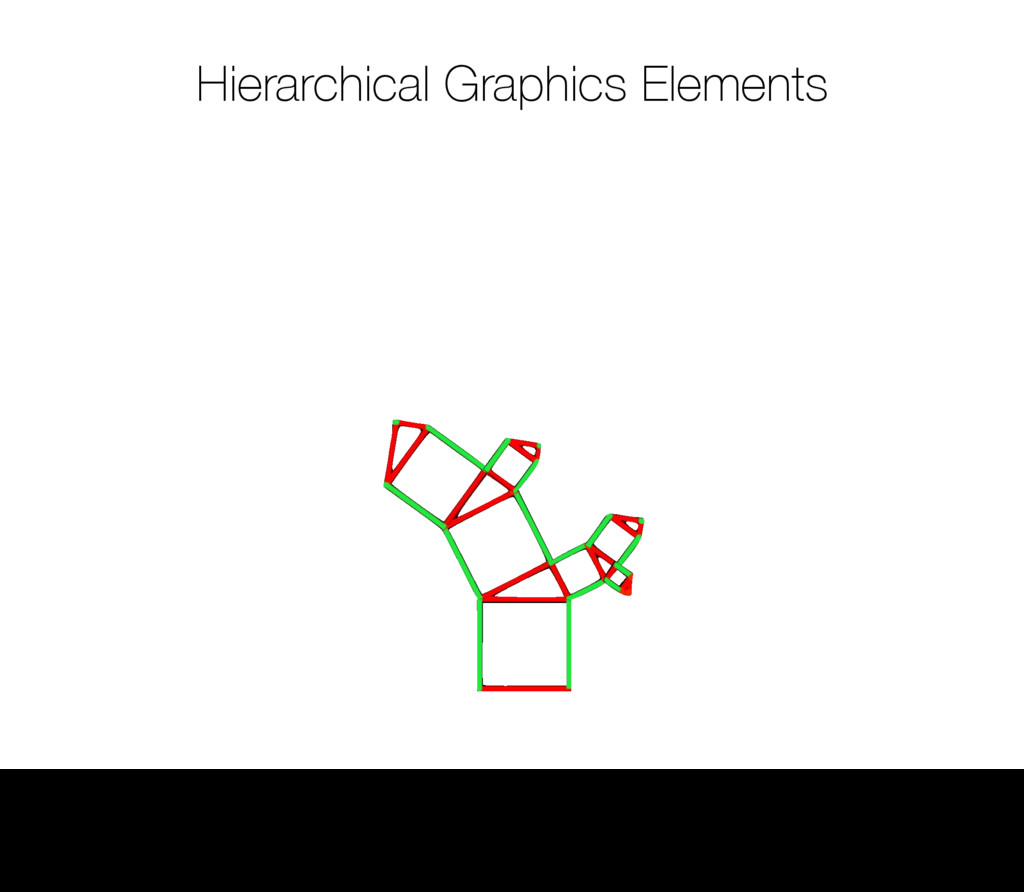 Hierarchical Graphics Elements 23 Thursday, 1 S...