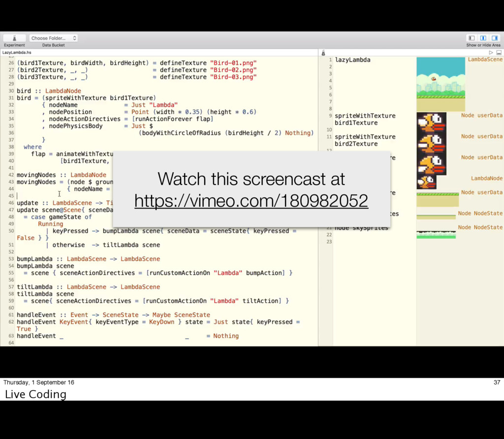 Watch this screencast at https://vimeo.com/1809...