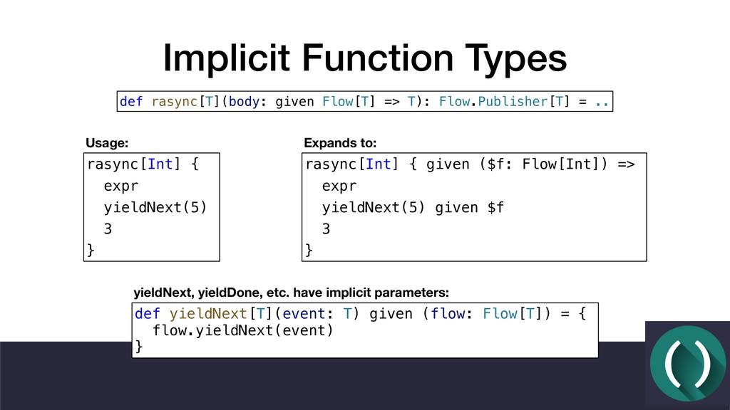 Implicit Function Types def rasync[T](body: giv...