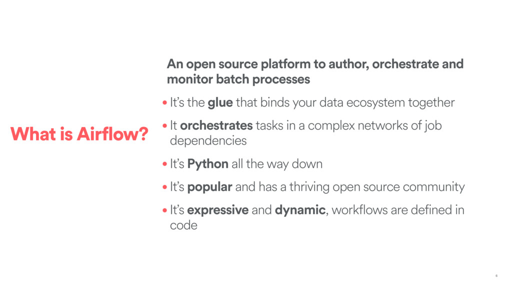 An open source platform to author, orchestrate ...
