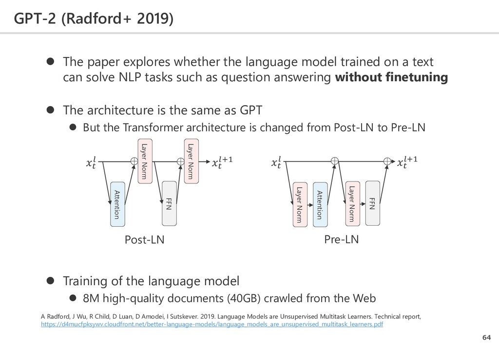  The paper explores whether the language model...