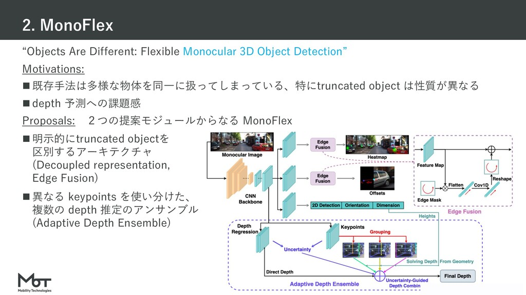"""Mobility Technologies Co., Ltd. """"Objects Are Di..."""