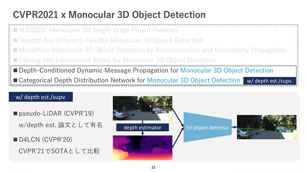 Mobility Technologies Co., Ltd. 22 n M3DSSD: Mo...