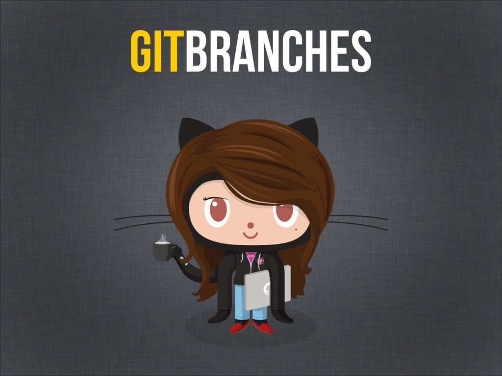 GITBRANCHES